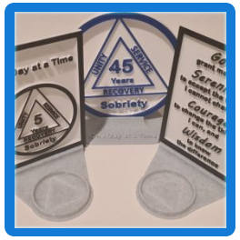 3D Printed Plaques